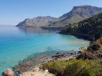 Senderismo en Mallorca por la costa