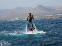 decollo flyboard