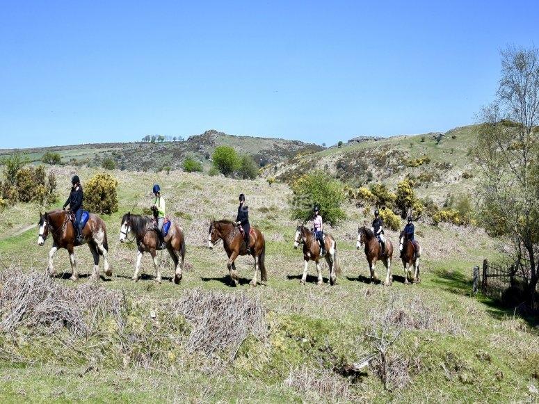 Salidas a caballo Caminito del Rey