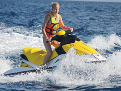 Paracraft Lanzarote Alquiler de Motos Náuticas