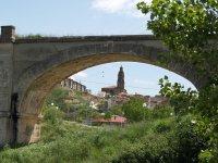 Camina sobre el Puente de Haro