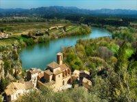Parajes para perderse caminando por el Río Ebro