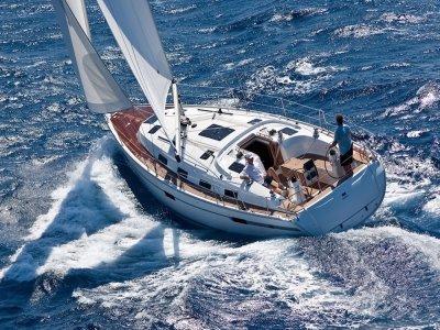 Cruiser navegando