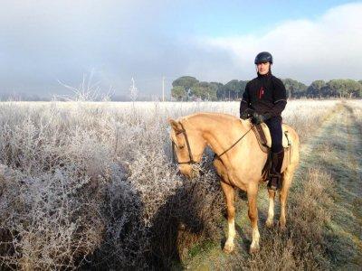 2 ore a cavallo a Covarrubias