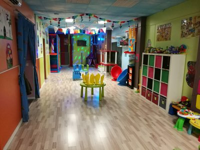 10-hour playroom voucher in Ciudad Real