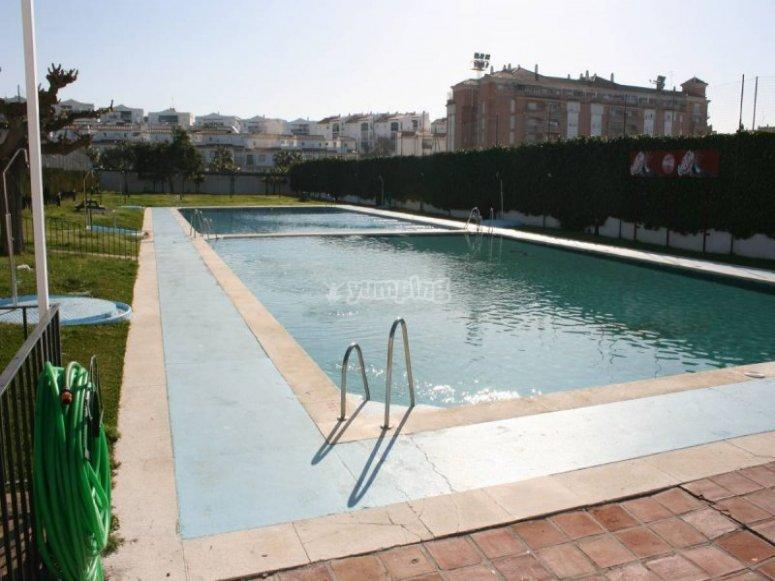 Campus vicente del bosque m laga campus de f tbol for Piscina municipal vicente del bosque