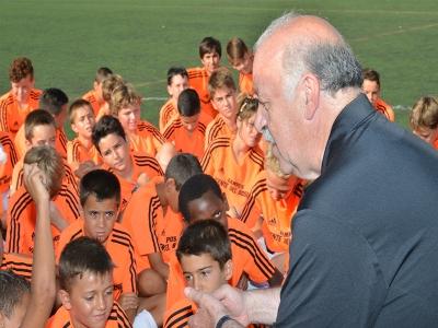 Vicente del Bosque Football Academy Málaga