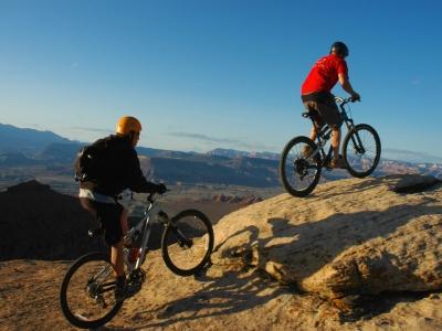 Alquiler de Mountain Bike un día Tudela