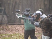 Paintball con despedida de soltero