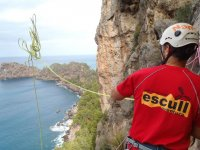 Climbing monitor