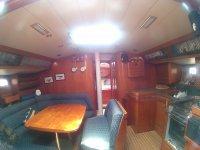 韦尔瓦帆船的内部
