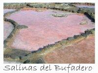 Salinas sobre roca
