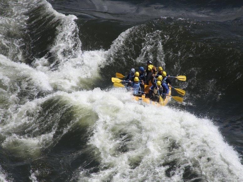 Rafting en Pontevedra