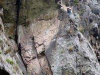 Pure climbing