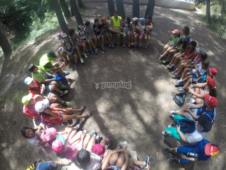 Campamento Altalluna