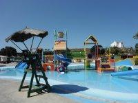 Area para menores en el parque acuatico