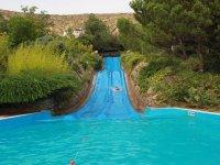 slide down all the slides