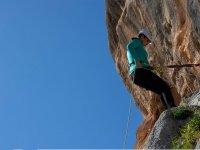 格拉纳达的攀岩路线