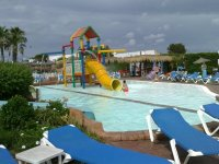 Children's water zone