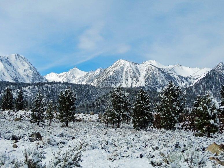 La belleza de Sierra Nevada