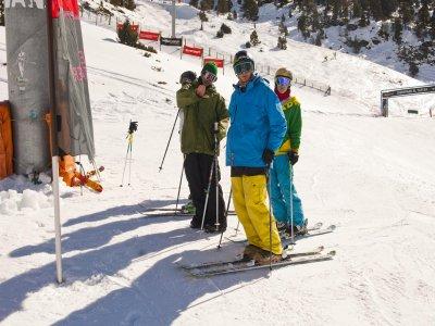 Coliflor Freestyle Esquí