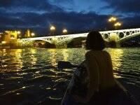 Illuminated Seville