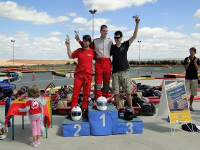 Paintball + karting in Fresno de la Fuente