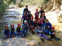 Canyoning also for kids