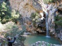 扔下悬崖进入峡谷