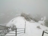 preciosos parajes nevados