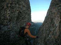 在铁索攀岩安全材料