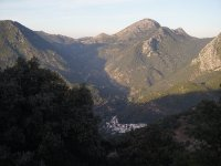 Las vistas desde la sierra