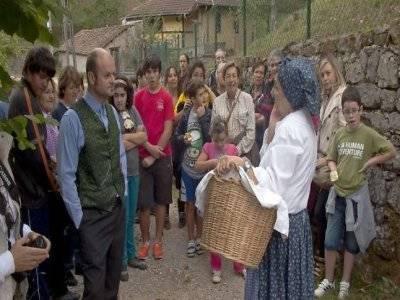 远足路线迷失的村庄3小时阿斯图里亚斯