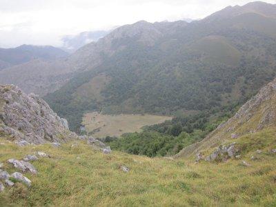 Ruta 4x4 en La Vega de Brañagallones en Asturias