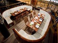 Cenas en el barco
