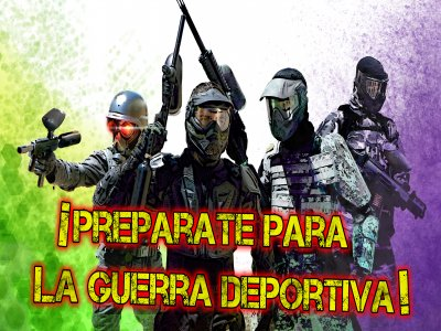 Sportive War Paintball