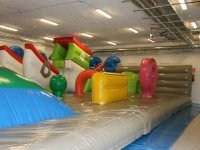 inflatables inside