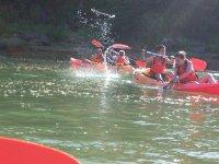 Agua y deporte