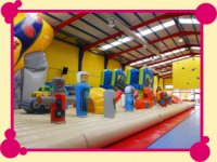 Inflatables area