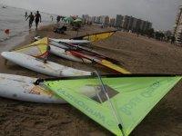 clases de wind surf