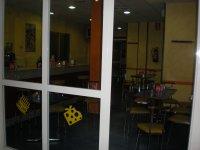 Cafeteria papas