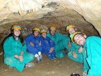 Speleologia nelle grotte dei Picos de Europa