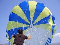 Volar en parascending