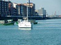 Barca a vela da Bilbao