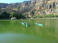 Excursiones en kayak en segovia