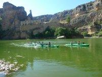 水皮划艇独木舟之旅这条河