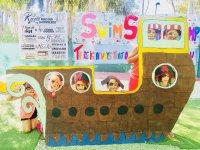 Talleres creativos y muy divertidos en el campamento