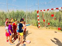 Afinando la punteria en las actividades de futbol