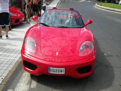 Conducir un Ferrari 1 hora + 15 min Racing Mode