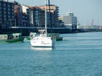 Sailboat from Bilbao